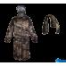 Универсальный плащ Рыбак М мембрана Чайка, темный лес