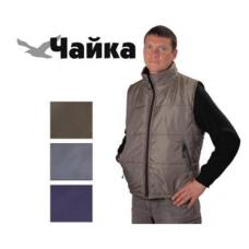 Жилет Турист (Чайка) серый, хаки