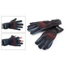 Перчатки Tagrider TR 2102-4 неопреновые 3 откидных пальца XL