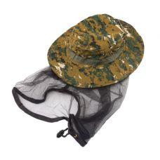 Накомарник-шляпа КМФ клетка