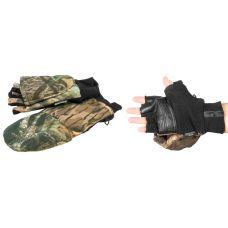 Рукавицы-перчатки Tagrider TR 0822 с обрезанными пальцами КМФ XL