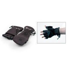 Рукавицы-перчатки Tagrider T-2013 c обрез. пальцами неопрен. черные