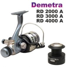 Катушка Akara Demetra RD 3000A, 3+1 ш.п.