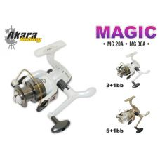 Катушка Akara Magic MG 30A, 3+1