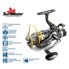 Катушка SurfMaster Easy Carp 6000A 5+1bb з/ш