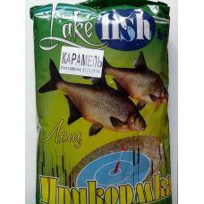 Прикормка LakeFish Лещ карамель 0.6 кг