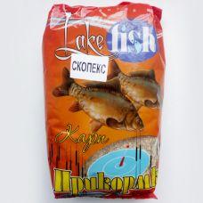 Прикормка LakeFish Карп Скопекс 0.6 кг