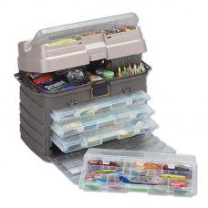Ящик PLANO 7592-01 с 4-мя коробками (527х279х387мм)