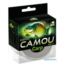 Леска Max Empire Camou Carp 0,25 - 0,35мм/300 м
