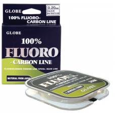 Леска GLOBE Флюорокарбон  0.35/30 м