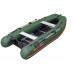 Моторно-гребная лодка Колибри KM-300DL (настил коврик-книжка), 3-х местная