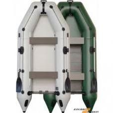 Моторно-гребная лодка Колибри КМ-330 (коврик-книжка)