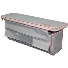 Накладка на банку мягкая с сумкой Колибри