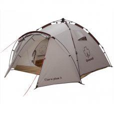 Палатка Greenell Клер плюс 3 полуавтомат