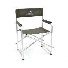 Кресло складное Кедр AKS-01 алюминий