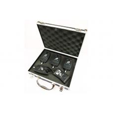 Набор  электронных сигнализаторов в кейсе с пейджером BARRACUDA