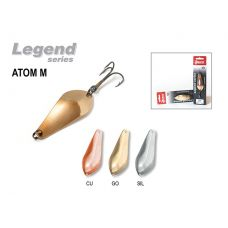 Блесна Akara Legend Atom M 60 мм, 13 гр
