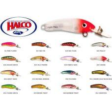 Воблер Halco LASER PRO 45 mm, 6 g, плавающий