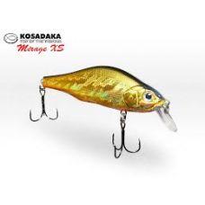 Воблер Kosadaka MIRAGE XS 70F 9 гр, плавающий