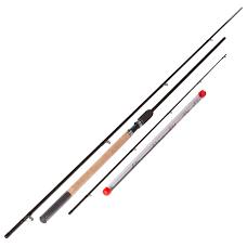 Волжанка Оптима, 3.6 м., 60+ гр. 3 секции+3,  графит IM7