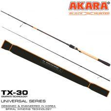 Спиннинг Akara Black Hunter 702 M 2,1 м, 7-32 гр