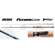 Спиннинг Akara Effect Series Futura Light 802LMF IM8 (2-12) 2,41 м