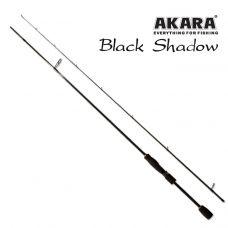 Спиннинг штекерный Akara SL1001 Black Shadow 802MLF TX-30 (3,5-10,5) 2,44 м