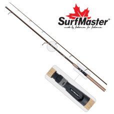 Спиннинг Surf Master Ambidex 1,8 м, 0-8,  в тубусе