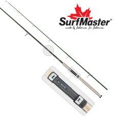 Спиннинг штекерный угольный Surf Master 1365 Tournament 2,4 м