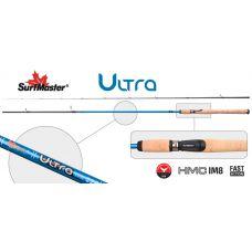 Спиннинг штекерный угольный Surf Master 3003 Ultra Spin  (1-9) 2,4 м