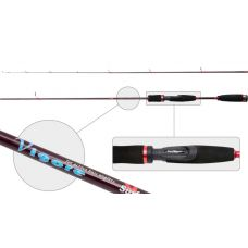 Спиннинг штекерный угольный Surf Master 3065-S Vigore IM10 2,0 м 2-12 гр