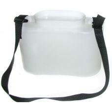 Кан для живца 10 литров (пластик, белый)