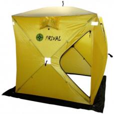 Палатка зимняя PRIVAL Сахалин 2, 150х150х165 см