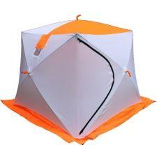 Палатка зимняя куб Пингвин Призма однослойная (185х175х185)