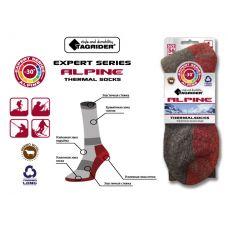 Носки термо Tagrider Expert Series Alpine (справа от фото выбрать нужный размер)