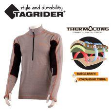 Термофутболка Tagrider Nordland р-р S,M,  L, XL, XXL (46 - 54)