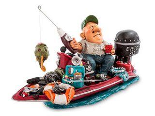 Подарок рыболову к Новому году!